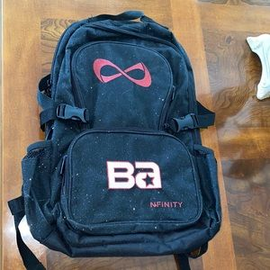 Brandon Allstars Sparkly Nfinity Backpack